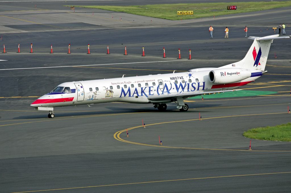 MakeAWishFlight