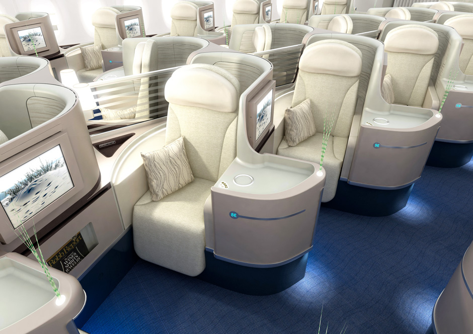 Airbus Business Class