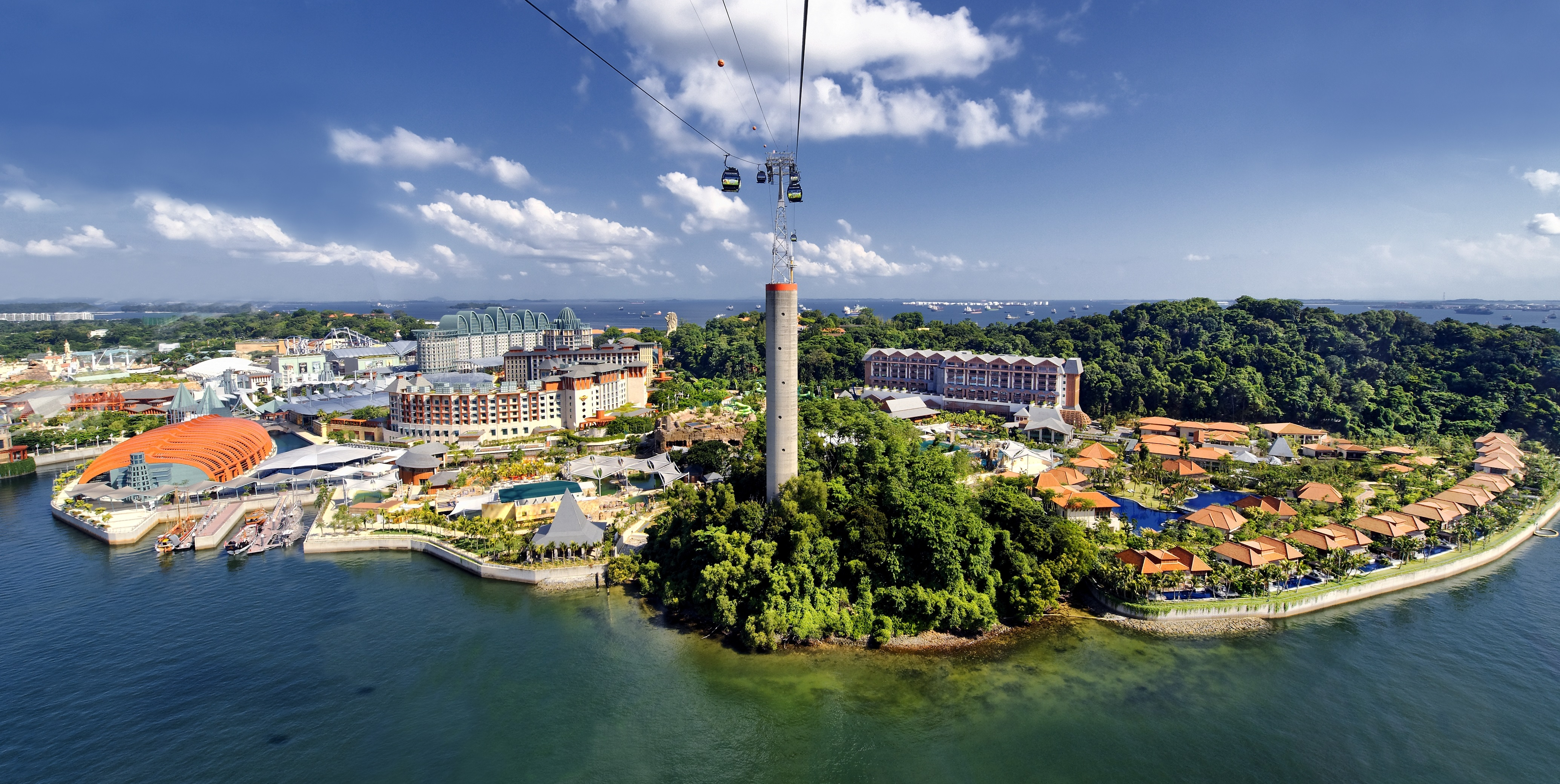 Sentosa Island_Singapore
