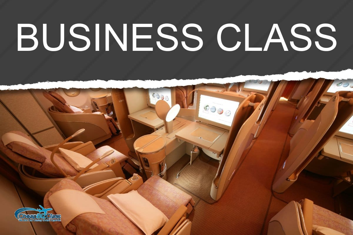 cheap business class flights to europe