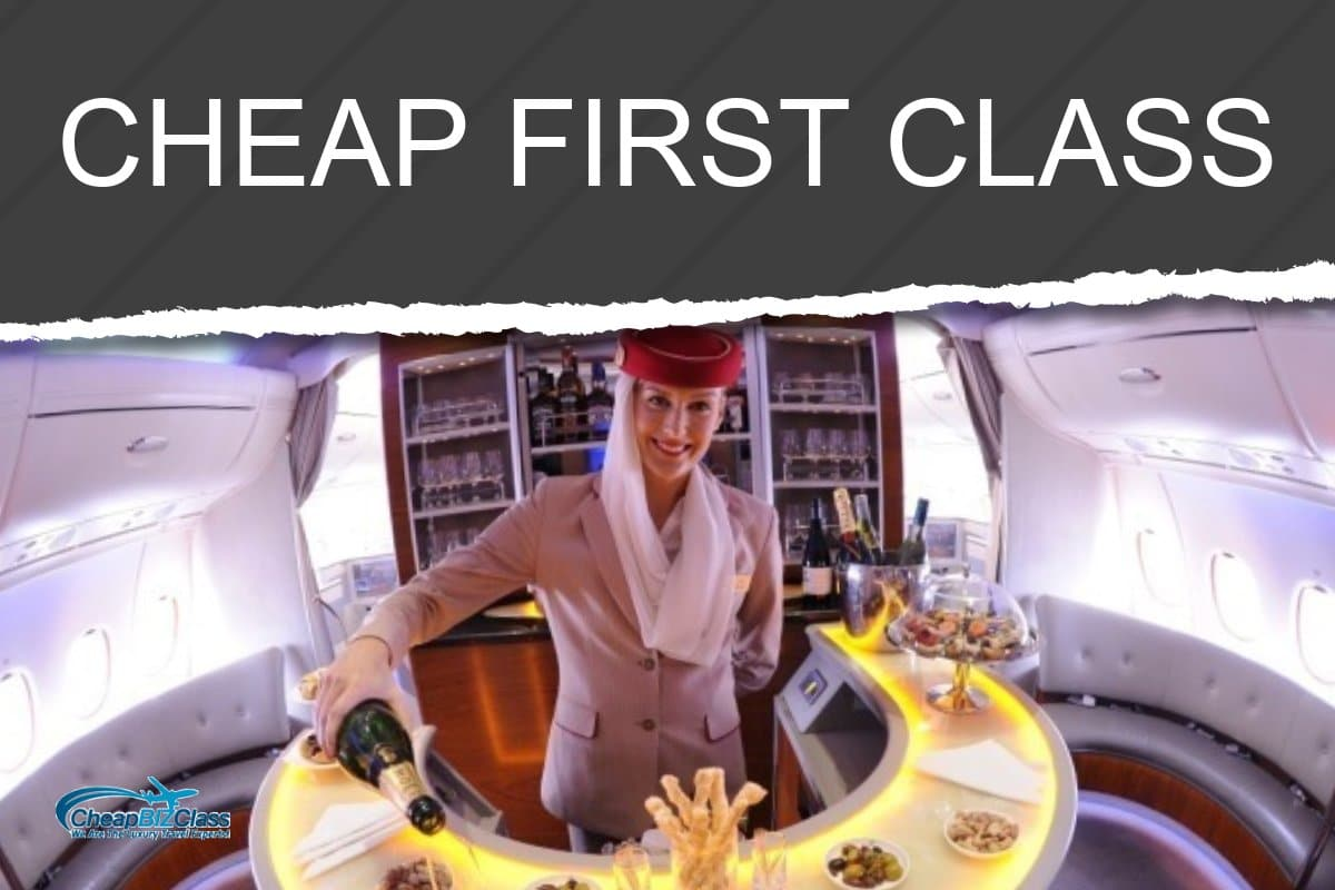 discounted first class tickets