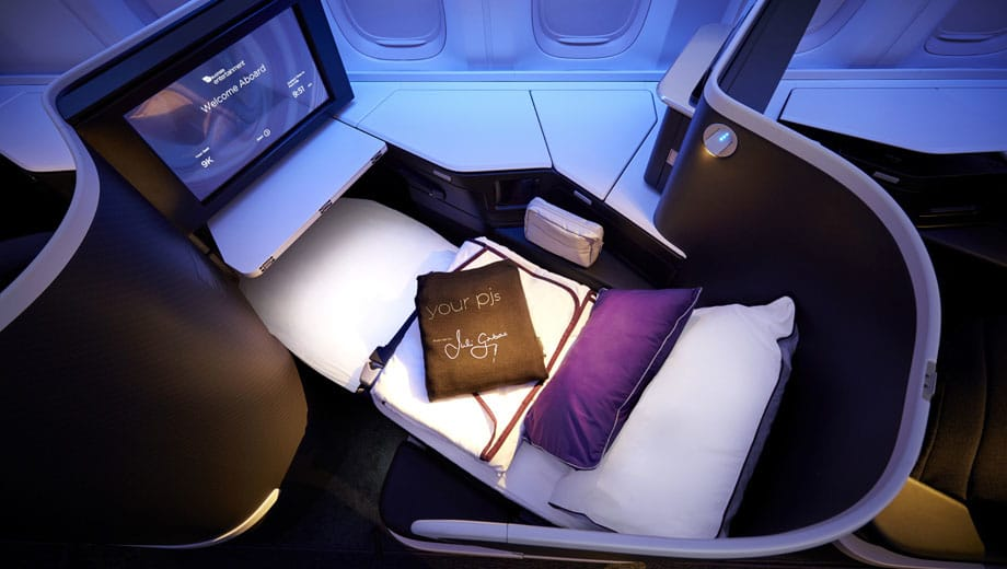 best deals on first class flights