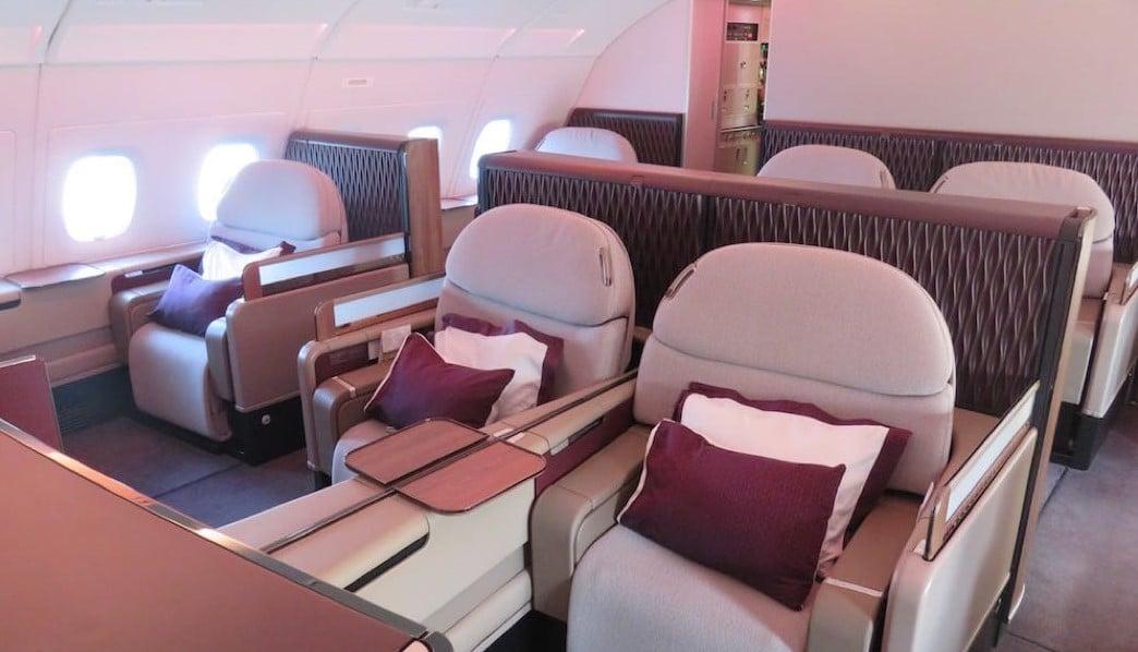 first class flight deals