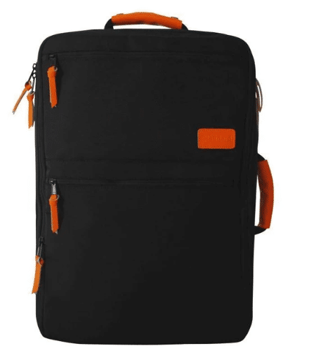 Standard's Carry-on Backpack is perfect carry on luggage for business travelers