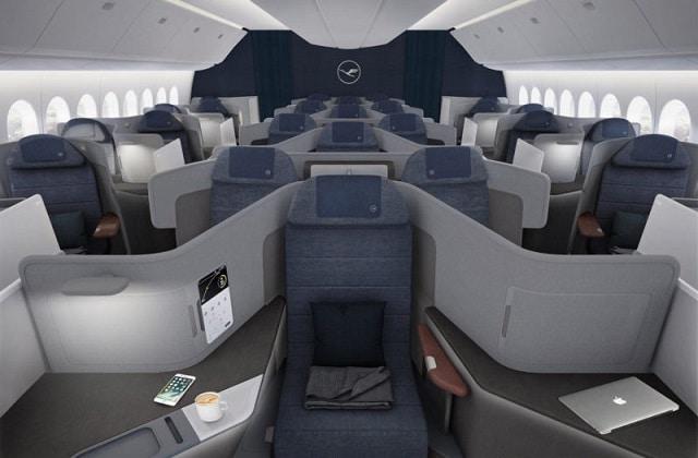 Lufthansa-Business-Class-Seats