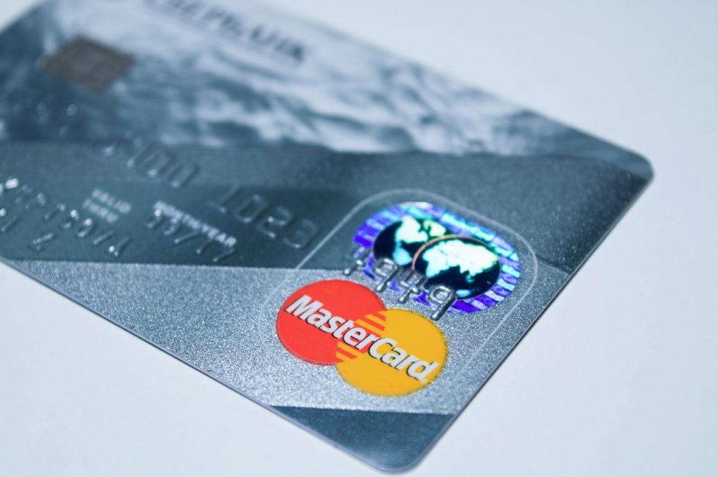 Photograph of Mastercard - Do you really need a business credit card?